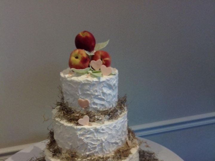 Tmx 1446409245295 Fruit Wedding Cake   Copy Buffalo, NY wedding cake