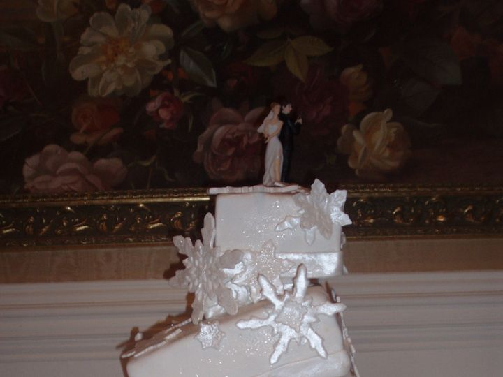 Tmx 1446409254263 Let It Snow Buffalo, NY wedding cake