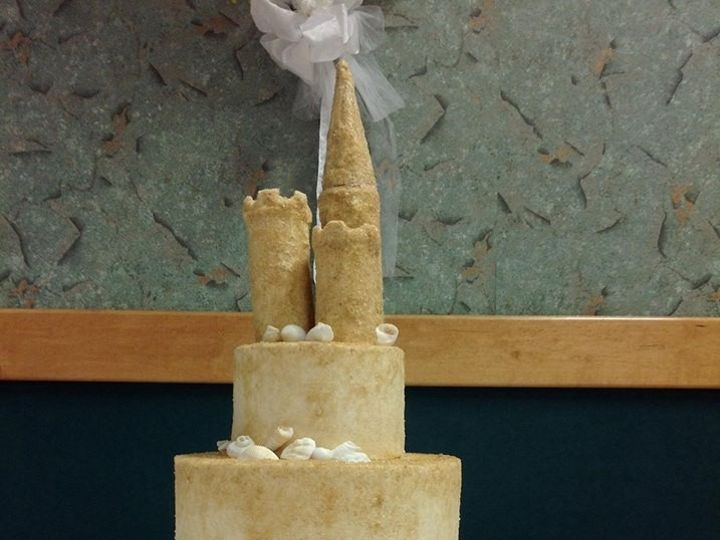 Tmx 1446409282962 Sand Castle Cake Buffalo, NY wedding cake