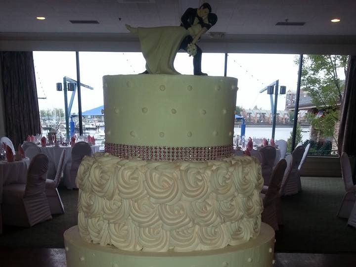 Tmx 1446409288741 Wedding 2 Buffalo, NY wedding cake