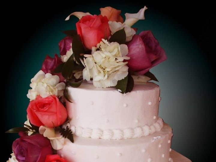 Tmx 1446409295547 Wedding 3 Buffalo, NY wedding cake