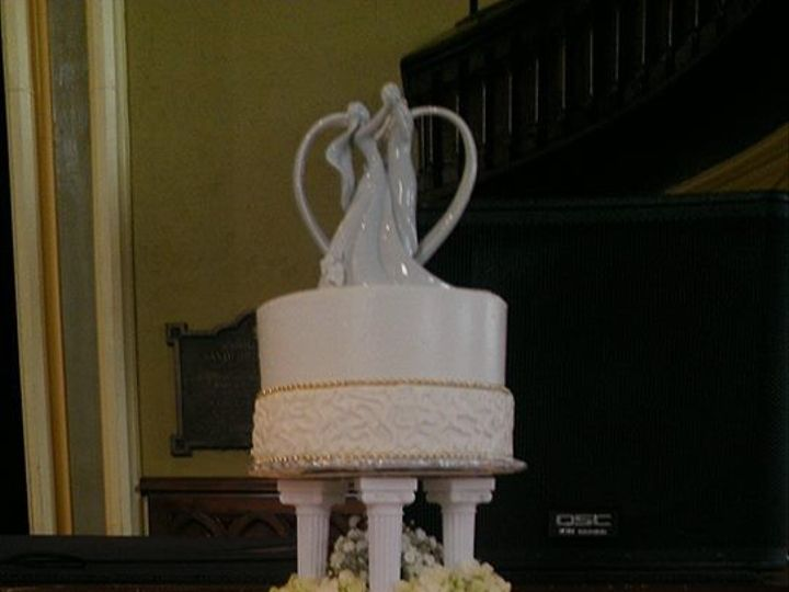 Tmx 1446409316058 Wedding Cake 4 Buffalo, NY wedding cake