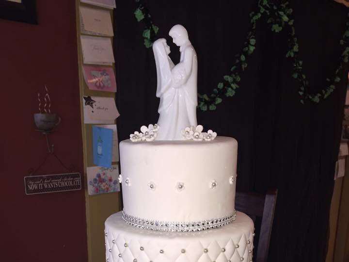 Tmx 1446409321393 Wedding Buffalo, NY wedding cake
