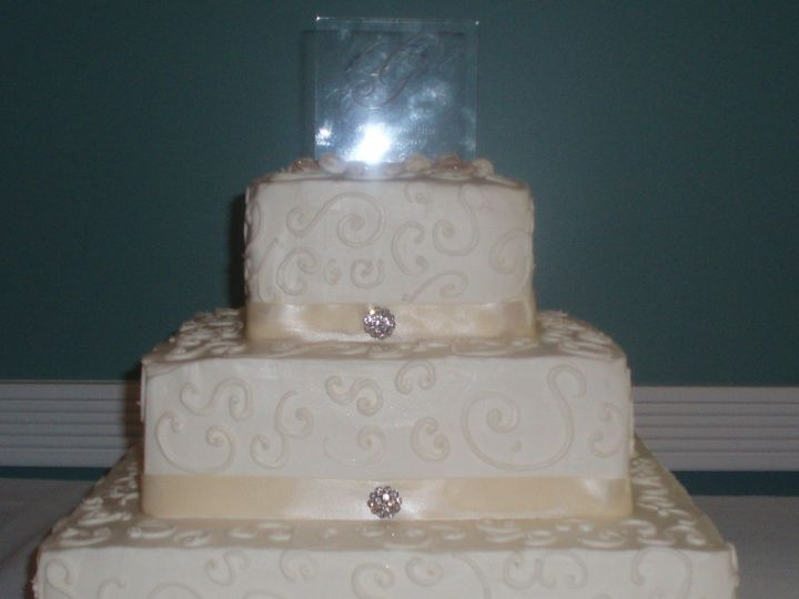Tmx 1446409623372 20 Buffalo, NY wedding cake
