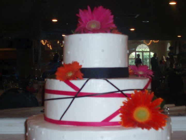 Tmx 1446409687811 23 Oriental Ribbon Buffalo, NY wedding cake