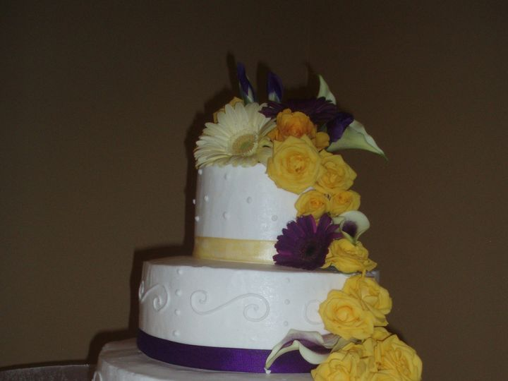 Tmx 1446409712445 25 Buffalo, NY wedding cake