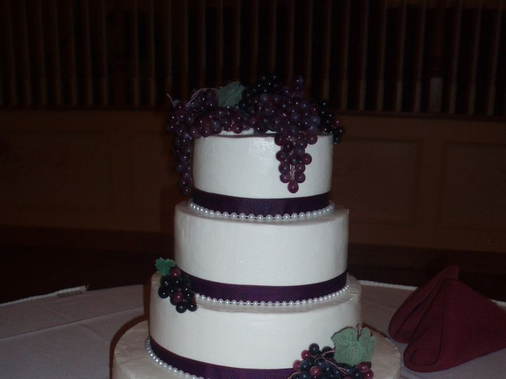 Tmx 1446409751518 27 Buffalo, NY wedding cake