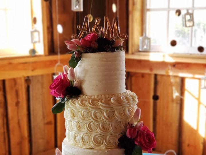 Tmx Four Tier Rosette Wedding Cake 51 907543 1569432046 Olympia, WA wedding cake