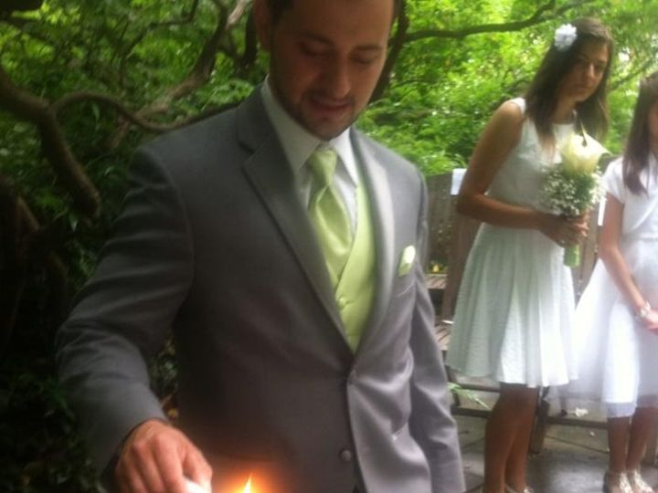 Tmx 1413910514368 Unity Candle Los Angeles, CA wedding officiant