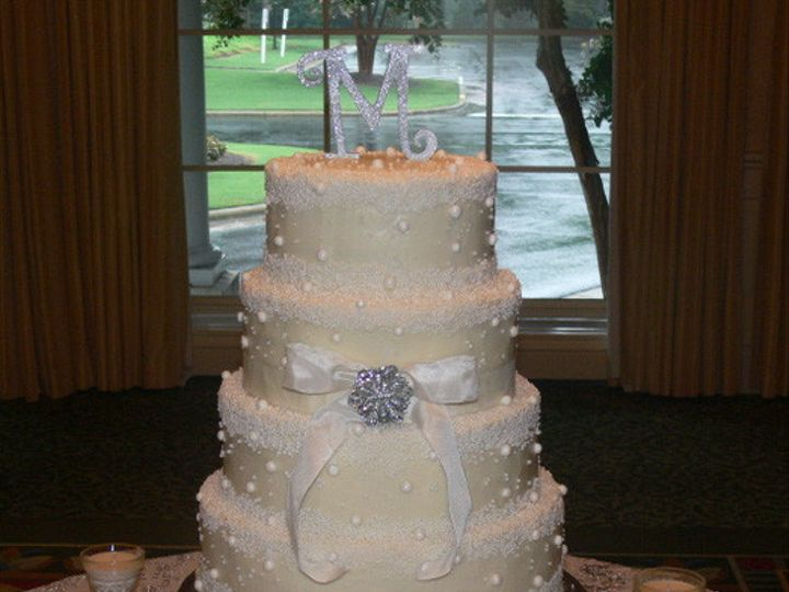 Tmx 1483895920600 P1510755edited Raleigh wedding cake
