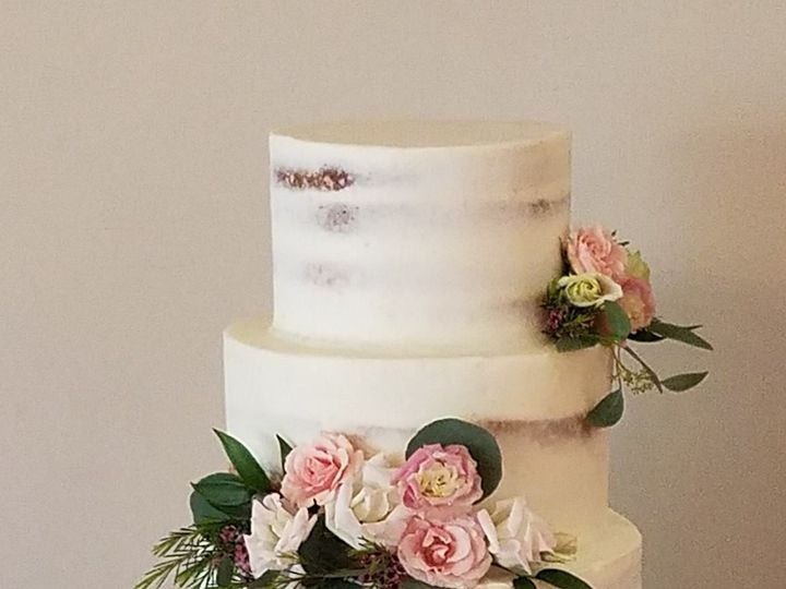 Tmx 1498682510532 1873915116809069755482938232119180570774464oedited Raleigh wedding cake