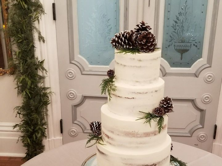 Tmx 1515025815889 2617377517582529711470264334134454615602300oedited Raleigh wedding cake