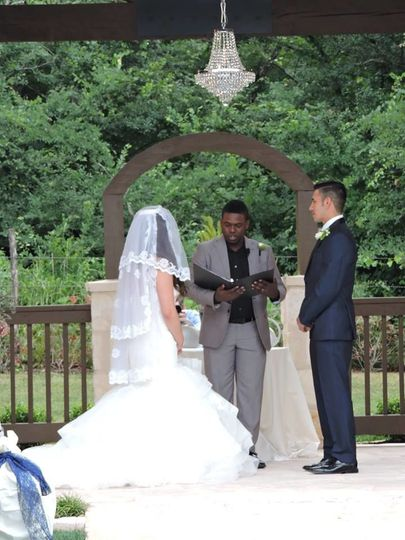 Officiant Terrance