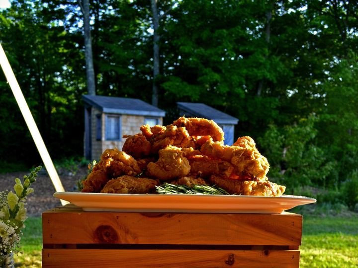 Tmx 1382617879545 Chicken Yarmouth wedding catering