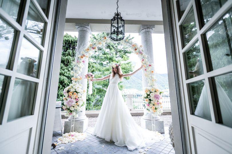 Lake Como wedding villa