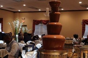 Chocolate Waterfalls of Houston