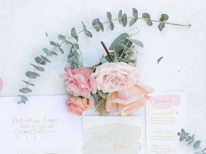 Tmx Albatross Flatlay Vintage Rentals 51 1899543 161069352616179 Carmel By The Sea, CA wedding rental