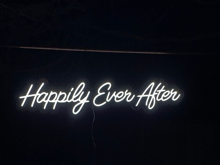 Tmx Happily Neon Light 51 1899543 157768442910604 Carmel By The Sea, CA wedding rental