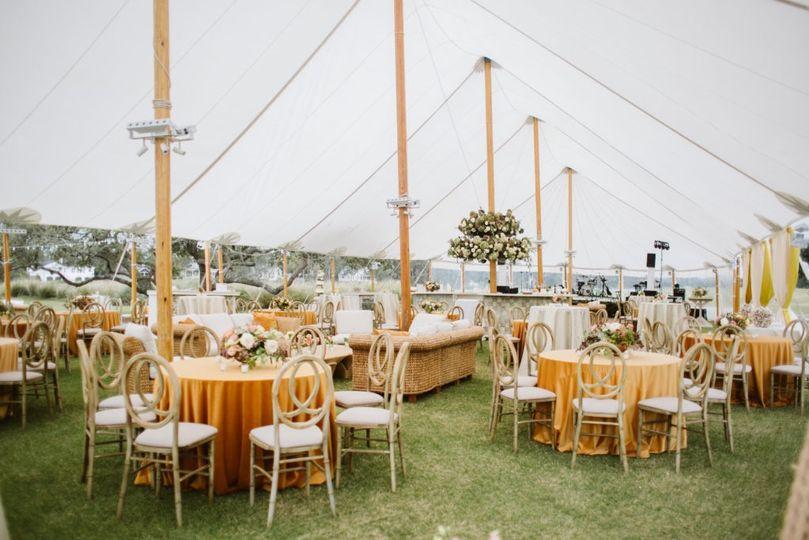 Sail Cloth Tent