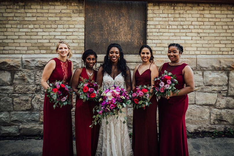 Bridal Party HMU