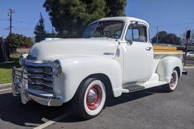 Meridian Classic Truck Rentals