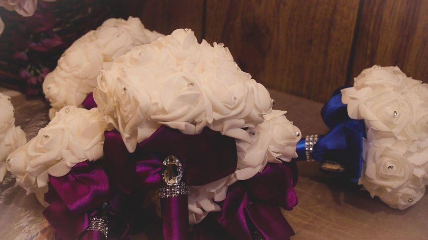 Buggs Wedding - Flowers