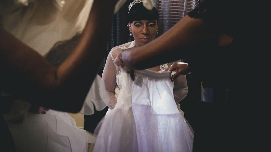 Buggs Wedding - Dress