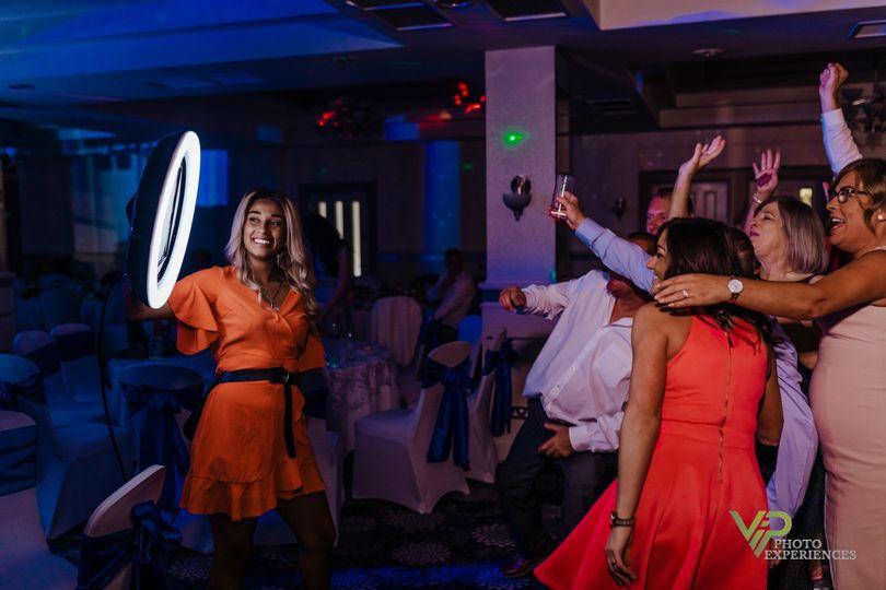 VIP Palladium for dance floor fun