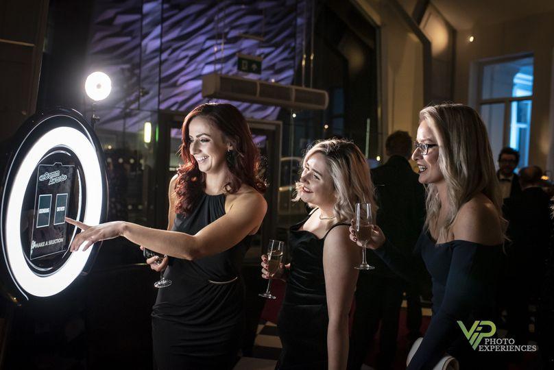 VIP Palladium is perfect for Selfies