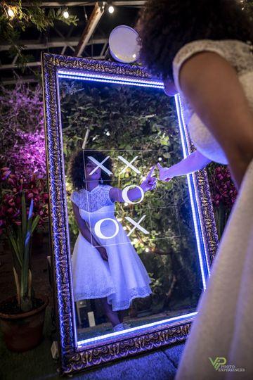 VIP Interactive Mirror
