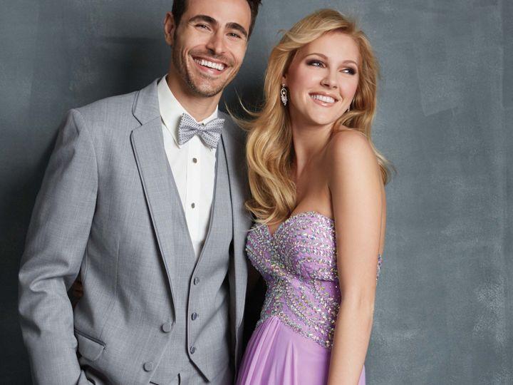 Tmx 1485362075655 7019c Heathergreytux Kingston wedding dress