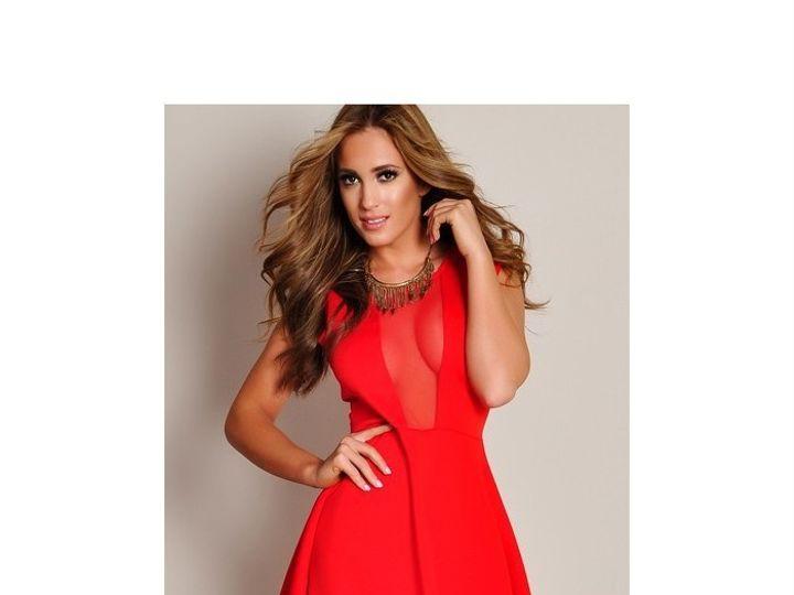 Tmx 1485362256335 Red Short Kingston wedding dress