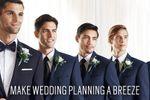 PROM & WEDDING BRIDAL& TUXEDOS image