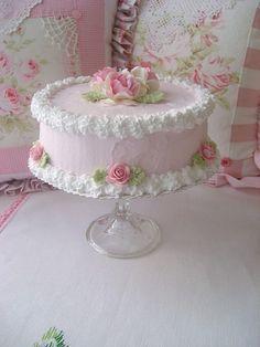 Dessert table Cake - Rosebud