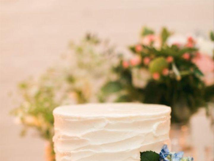 Tmx 1518211407 9f6af1454d243fa6 1518211406 97d435830797c507 1518211405903 2 Garden Wedding Beaumont wedding cake