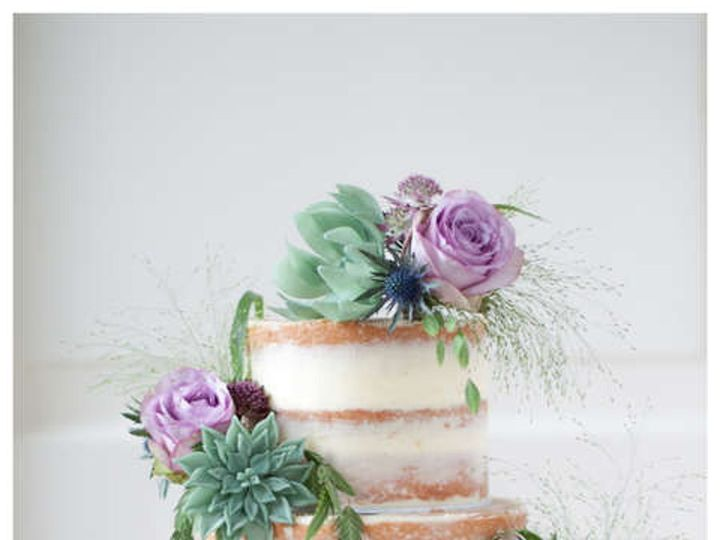 Tmx 1518211670 58cae639e542f25f 1518211669 10cad20bf07415c5 1518211668617 1 Naked 3 Beaumont wedding cake