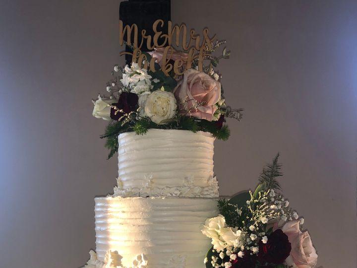 Tmx Brides Boquet 51 973643 1573426901 Beaumont wedding cake