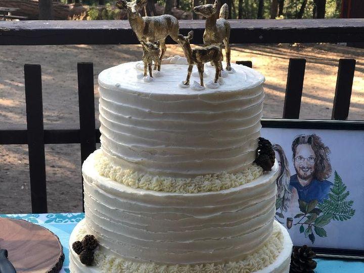 Tmx Cake Deer 2 51 973643 1572824511 Beaumont wedding cake
