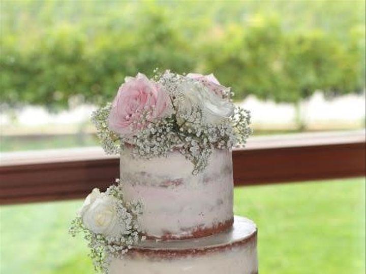 Tmx Naked Cake Pink And White 51 973643 1556583346 Beaumont wedding cake