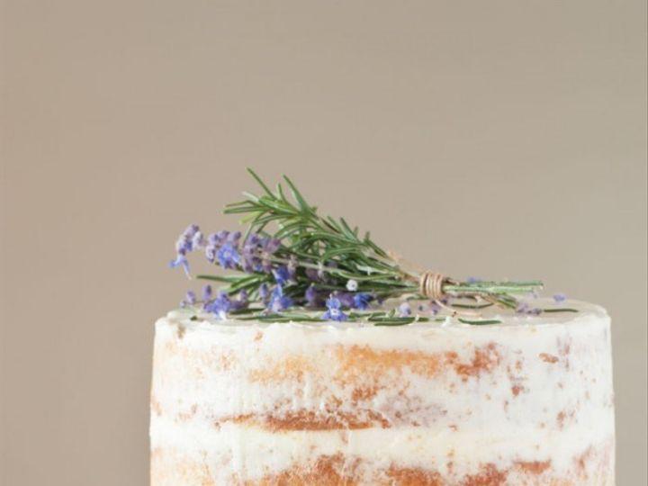 Tmx Naked Cake With Lavendar 51 973643 1556583346 Beaumont wedding cake