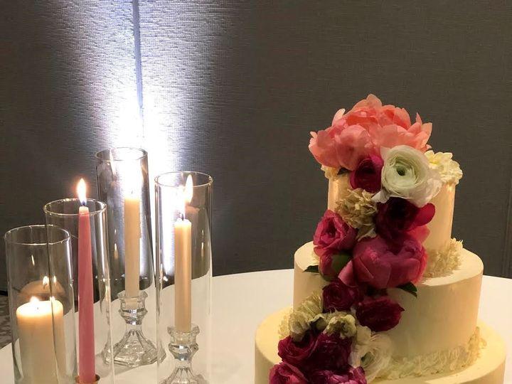 Tmx Palms And Charm 51 973643 1556548722 Beaumont wedding cake