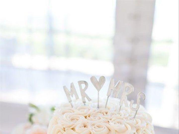 Tmx Rosette White 51 973643 1556548722 Beaumont wedding cake