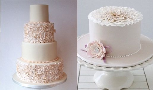 Tmx Ruffle Rose Cakes From Jens Cakery Left And Bake A Boo Nz Right 51 973643 158801918130174 Beaumont wedding cake