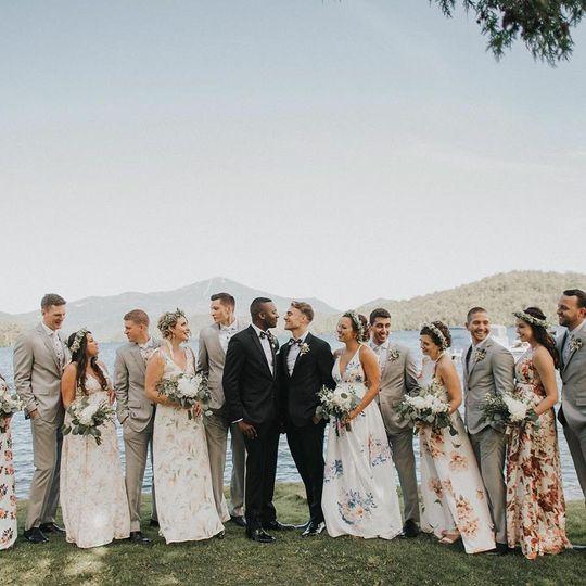 Dandrew wedding