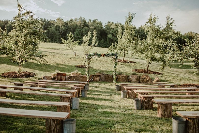 New Orchard Ceremony Site