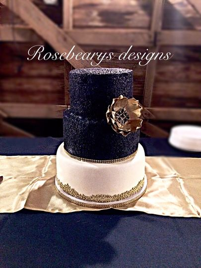 wedding cakes okc rosebeary s bakery wedding cake oklahoma city ok 25163