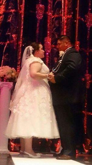 El Lazo Wedding Ceremony