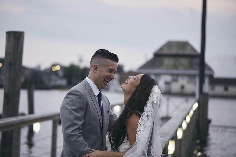 Bridgeview Yacht Club wedding