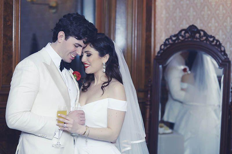 Weylin Brooklyn wedding