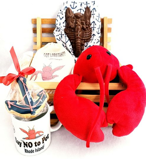 Lobster Welcome Basket